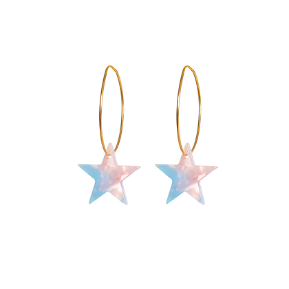 Precious Star Earrings