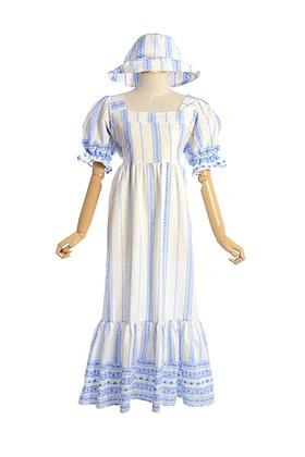 Santoroni Smock Dress