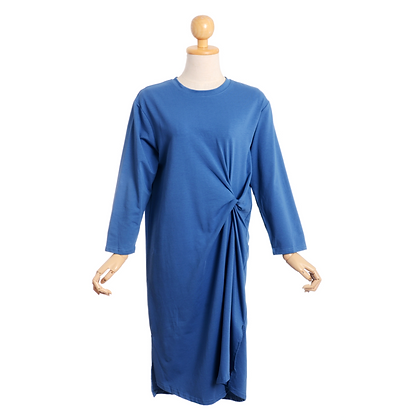 Soft Twist Dress