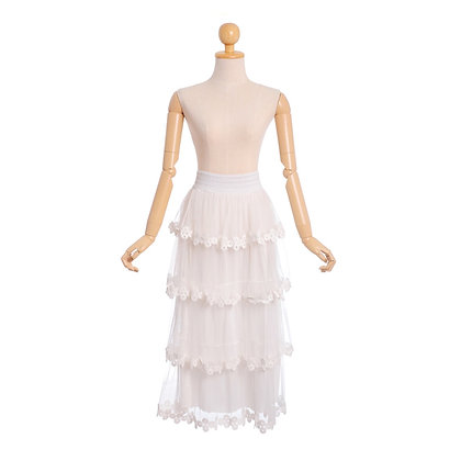 Head In The Clouds Tulle Skirt