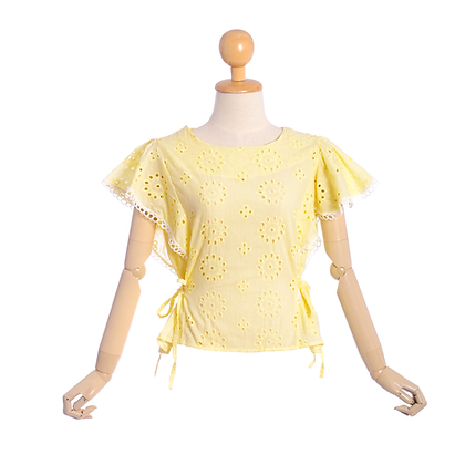 Lemonade Party Blouse