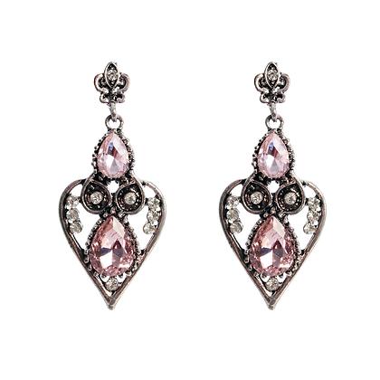 Powerful in Pink Earrings