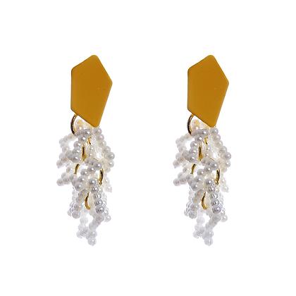 Elegant Icicle Earrings