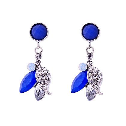 Flowering Aster Earrings