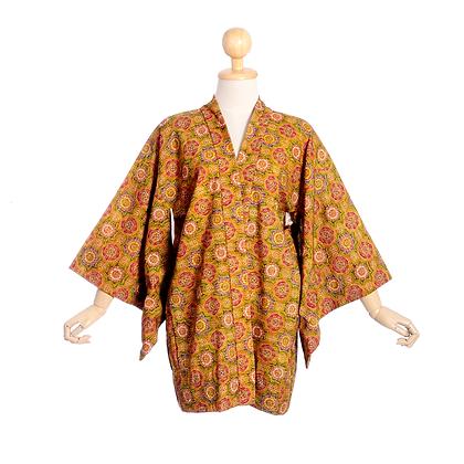 Celtic Mandala Vintage Kimono