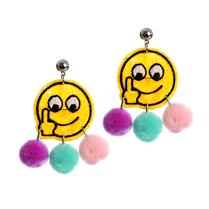 The Only Way Is Up Earrings