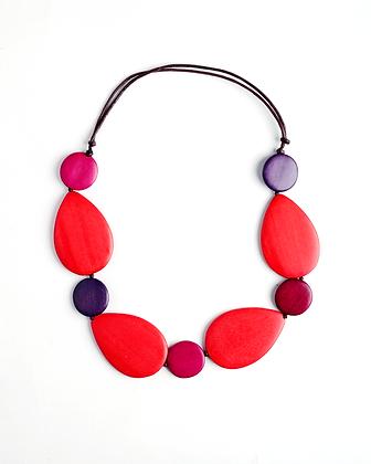 Rossa Corsa Necklace