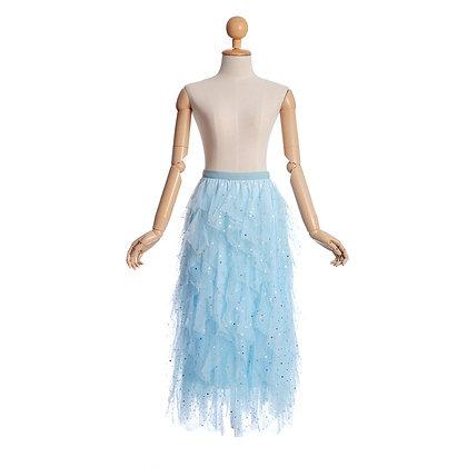 Glittering Galaxy Tulle Skirt