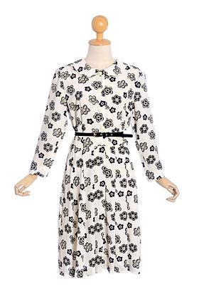 Groovy Garden Vintage Dress
