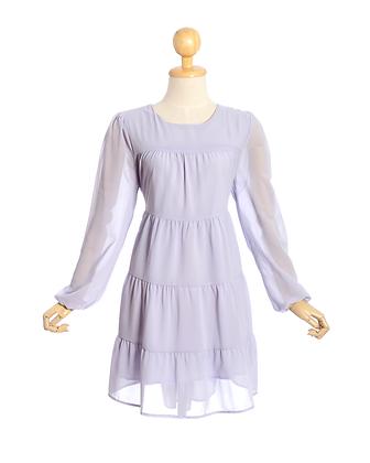 Luna Lilac Dress