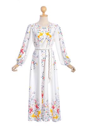 Love Doves Dress