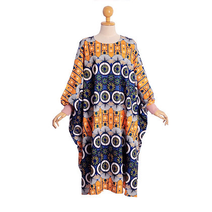 Quirky Kaftan Dress