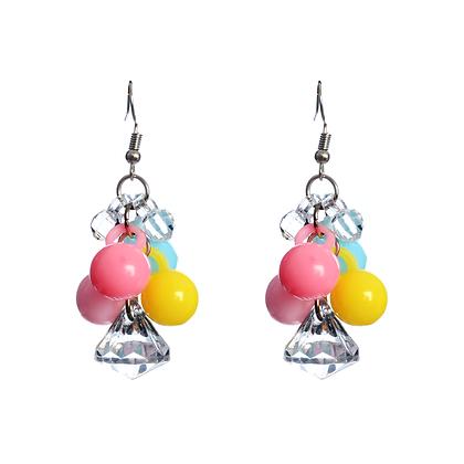 Hubba Bubba Bubblegum Earrings