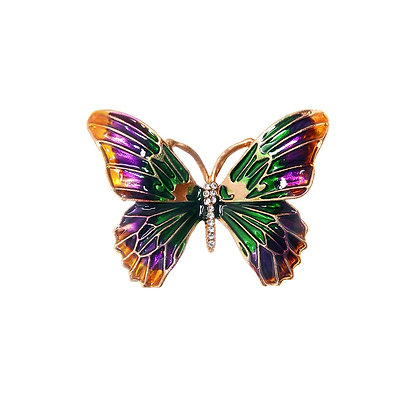 Flutter By Butterfly Brooch