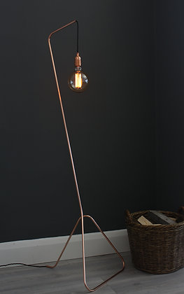 Kopper Kreation Copper Floor Lamp