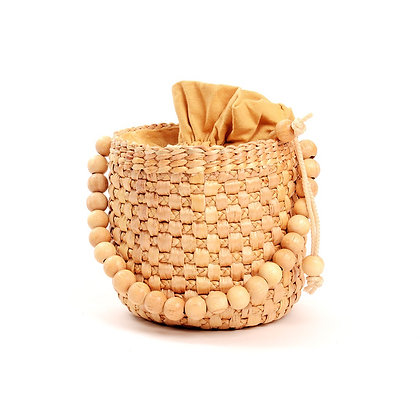 Wicker Wonder Bag