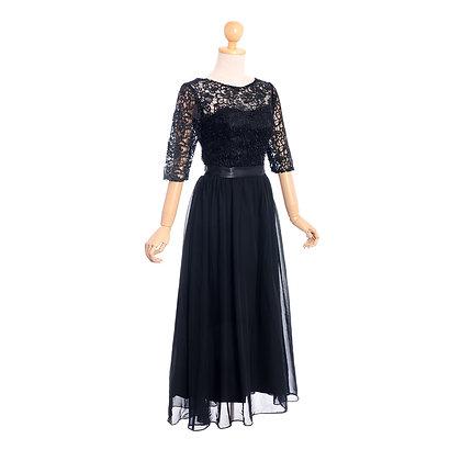 Black Swan Vintage Dress