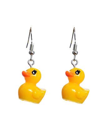 Lucky Duck Earrings