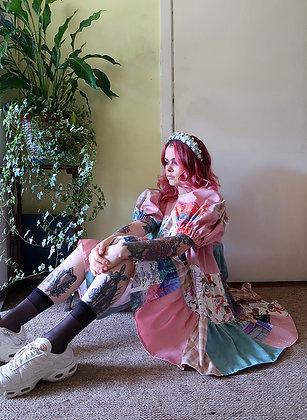 Aisling Duffy Babydoll Dream Dress in Pastel