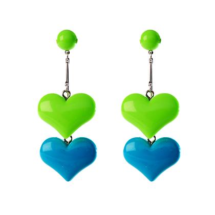 Double the Love Earrings