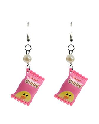 Chick-uititata Earrings