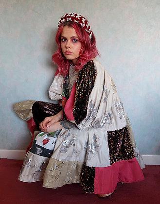 Aisling Duffy Babydoll Dream Dress in Glitter Sequin