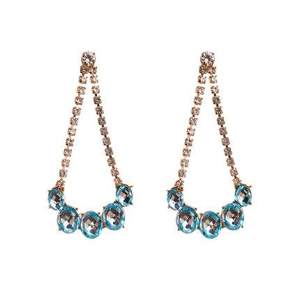 Diamond Tears Earrings