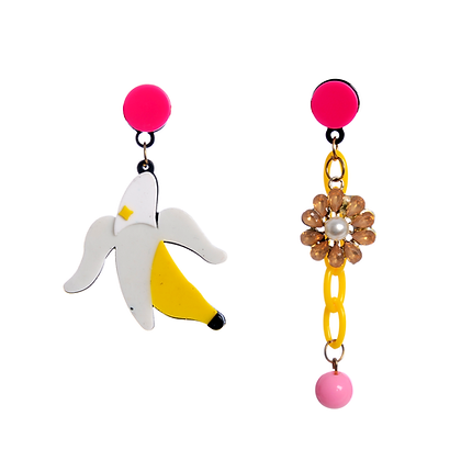 Pretty Potassium Earrings