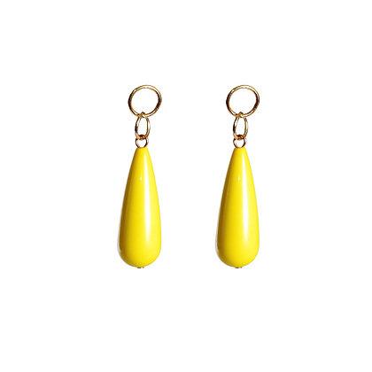 Lemon Sherbet earrings
