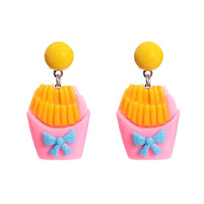 Fancy French Fries Earrings