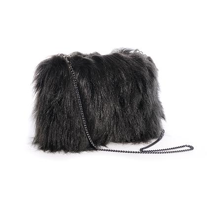 Fluffy Monster Bag