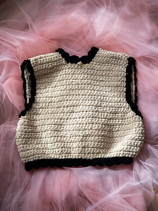Anna Buzan Teddy Bear Vest