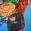 Thumbnail: Lady With A Flowering Headdress Large Shopper