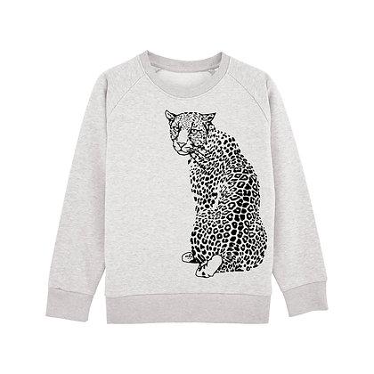 Fauna Kids Leopard Sweatshirt