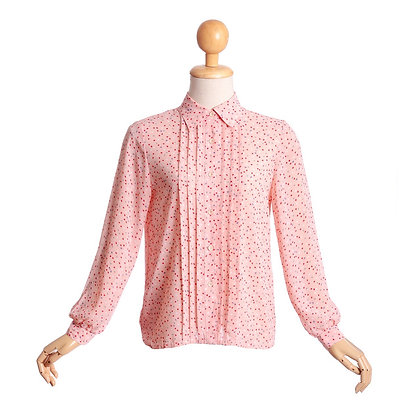 Popping Candy Vintage Blouse