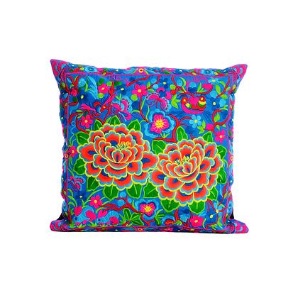 A Pair of Gardenias Cushion Cover