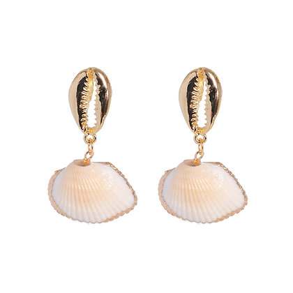 She Sells Sea Shells... Earrings