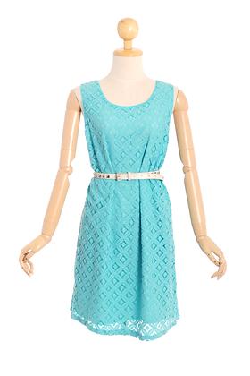Aquamarine Qweeen Dress