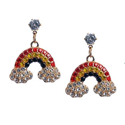 'Pocket Full of Rainbows' Earrings