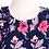 Thumbnail: Midnight Garden Vintage Dress