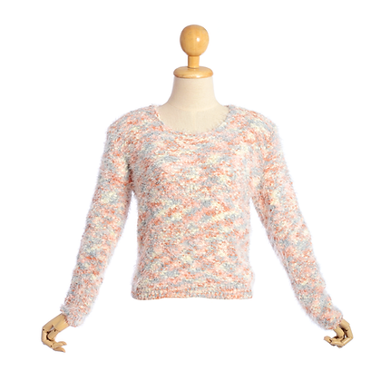 Peaches & Cream Knit Jumper