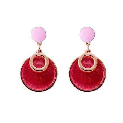 Tickled Pink Earrings