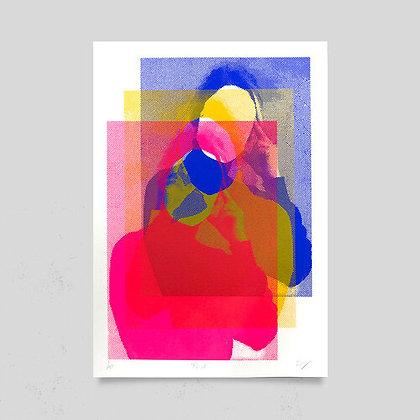 Sonofafox 'Flux' print