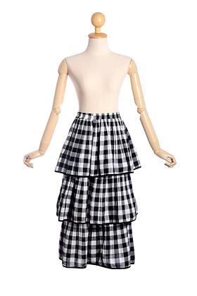 Gimme Gingham Skirt