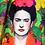 Thumbnail: Botanical Frida Kahlo Tote