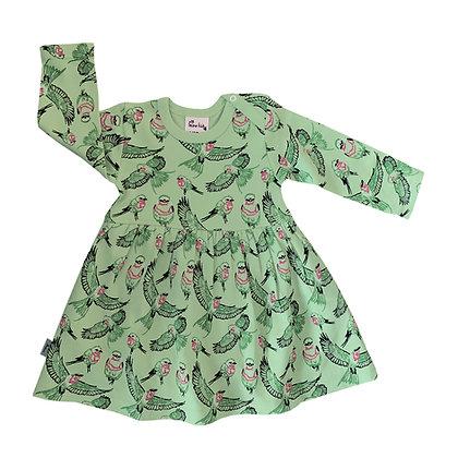 Fauna Kids Bird Baby Dress