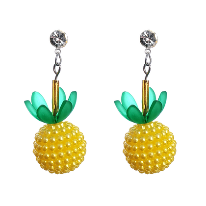 Pineapple Express Earrings
