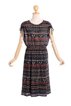 Ambesonne Vintage Dress