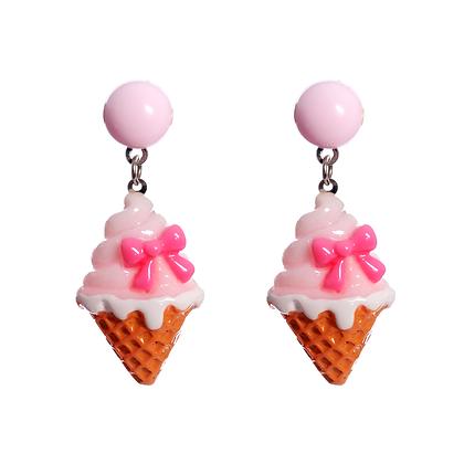We All Scream For Ice cream Earrings