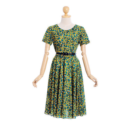 A Dainty Delicacy Vintage Dress